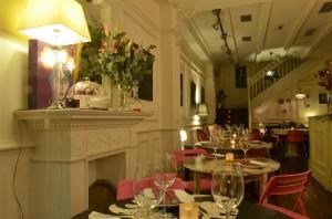 Restaurante Fresas y Chocolate de Alicante